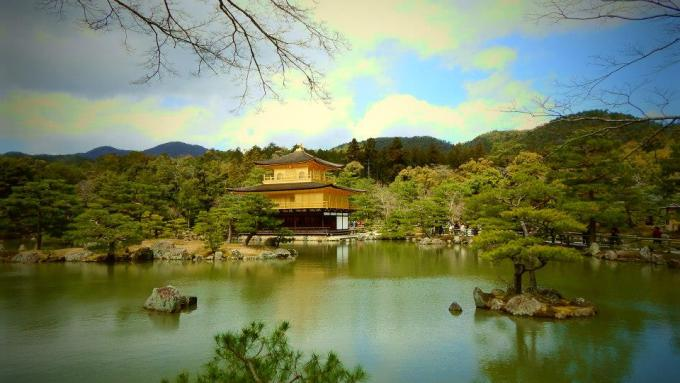 Kinkakuji, The Golden Pavilion