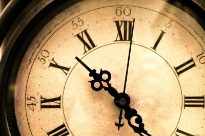 Tick, tick, tick, tick . . .