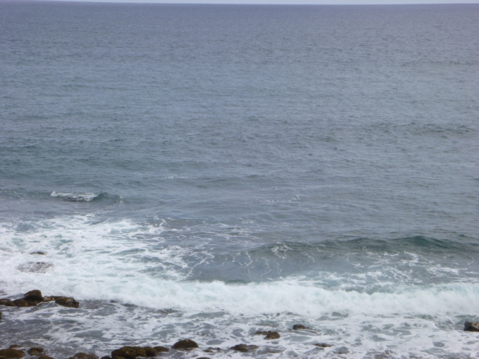 breaking surf, swells