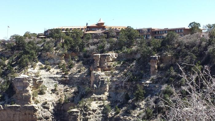 Historic El Tovar Hotel and Kachina Lodge