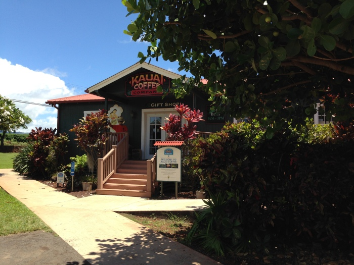 Kauai Coffee Company Visitor Center