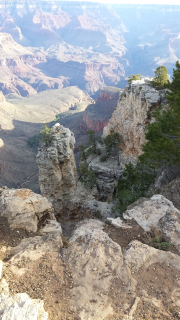 Spires and Scree
