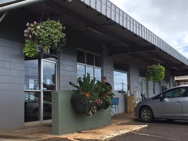 The Monkeypod Jam storefront is unassuming, but delights await inside!