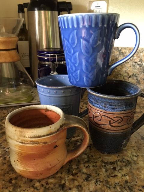 More pottery . . .