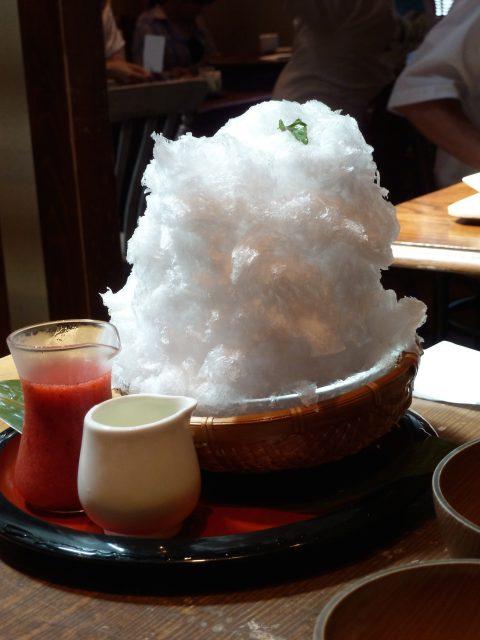 Kaki gori - Japanese shave ice