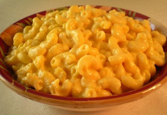 Paula Deen's slow cooker macaroni & cheese