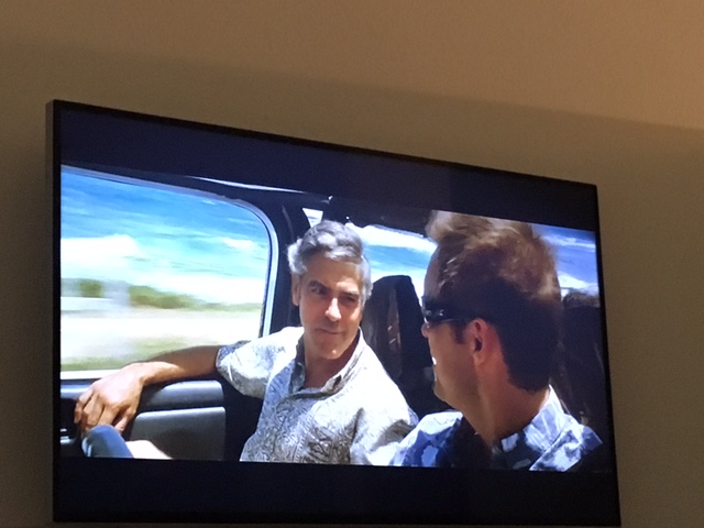 The location for this scene from The Descendants is just 3 minutes from our house!