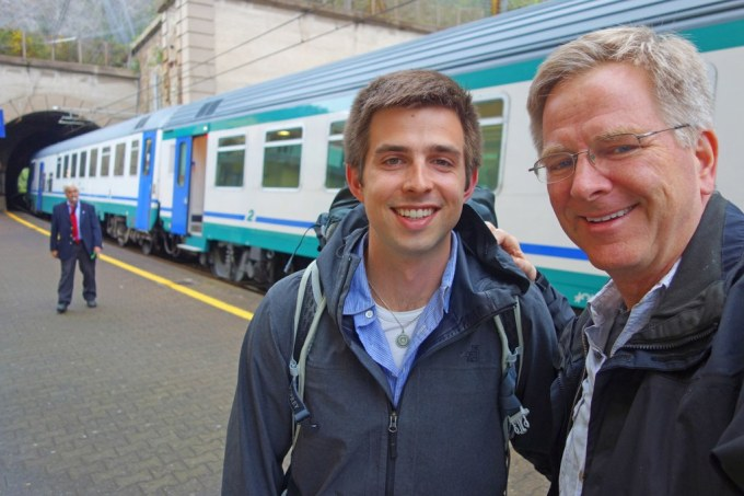 Rick & Andy Steves
