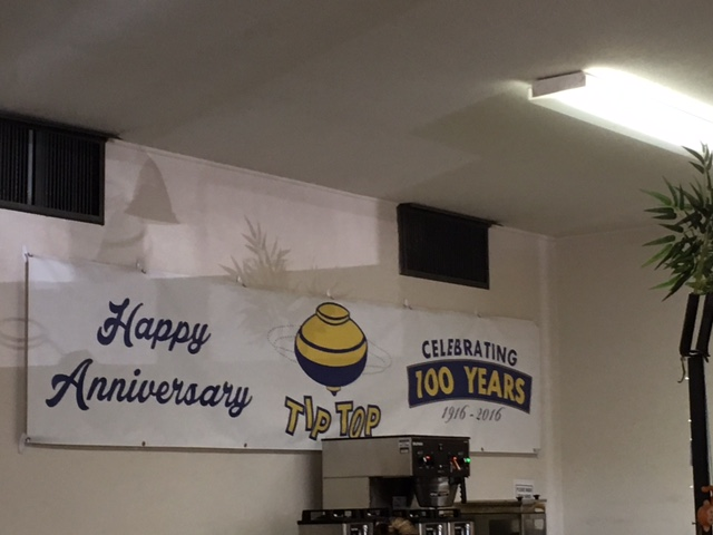 They celebrated their 100th anniversary in 2016