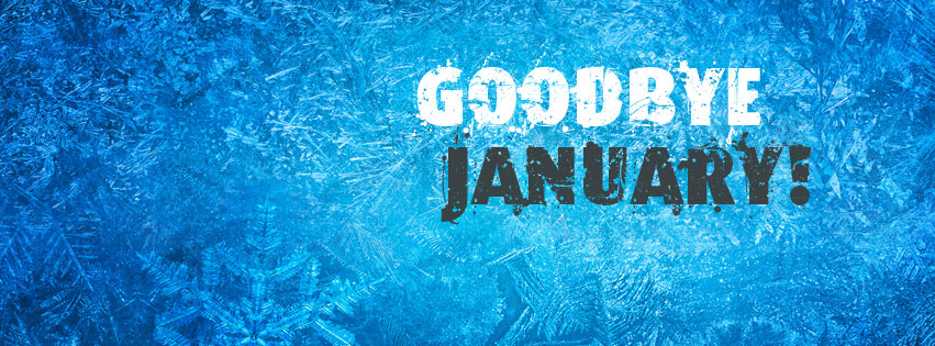Goodbye January, Hello February – The Occasional Nomads
