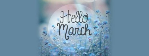 Image result for march hello