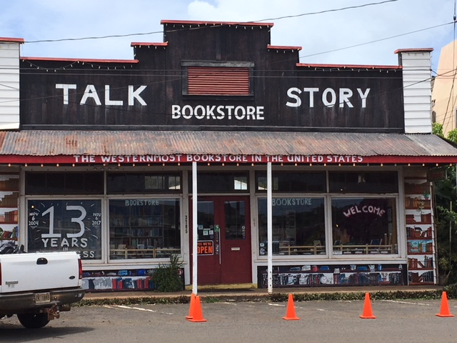 kaua i talk story bookstore the occasional nomads. Black Bedroom Furniture Sets. Home Design Ideas