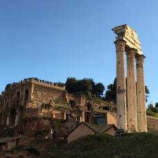 Temple of Castor and Pollux in the Forum