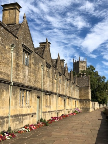 Almshouses for the poor in Chipping Campden