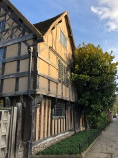 Hall Croft, home of Shakespeare's daughter