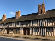 16th century almshouses for the poor