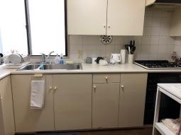 Big kitchen (for Japan)!