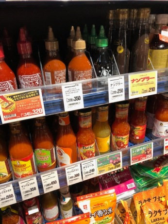 Hot sauces from around the world