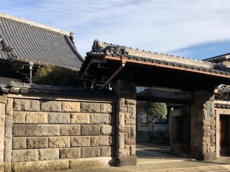 Shoren-ji's main gate