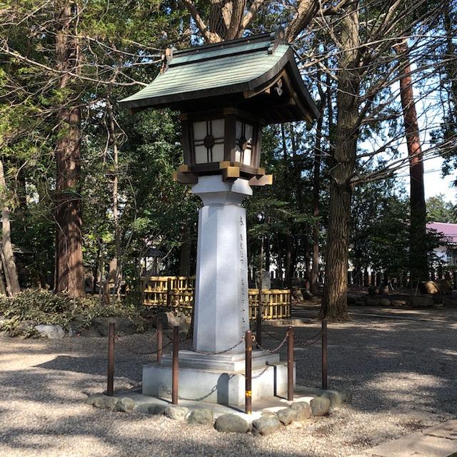 Temple lantern