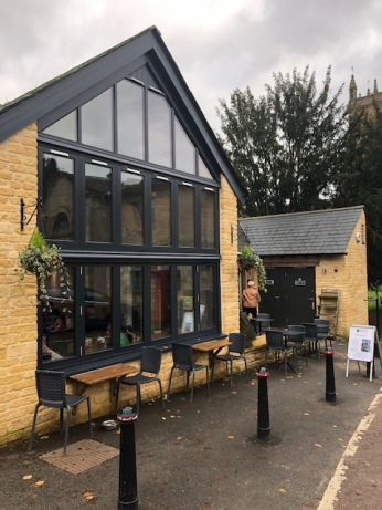 The Blockley Cafe & village store