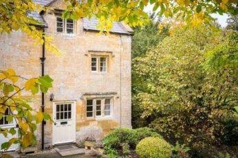 Primrose Cottage front . . .